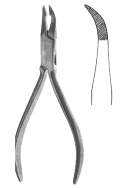 Pliers for Orthodontics and Prosthetics