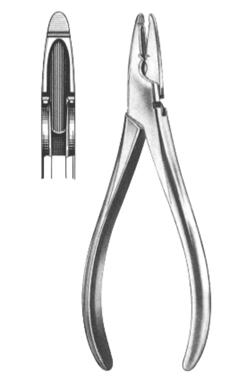 Pliers for Orthodontics and Prosthetics